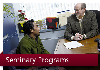 Explore Seminary Programs